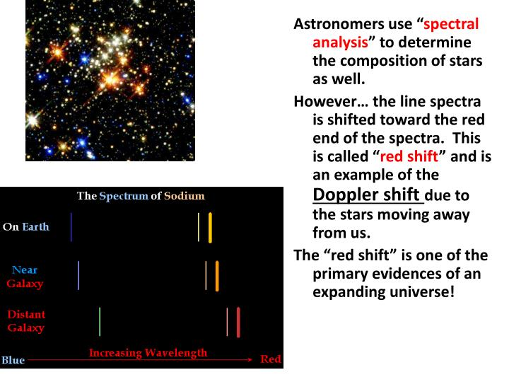 """Astronomers use """""""