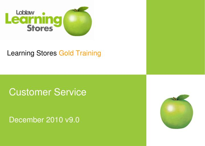learning stores gold training n.