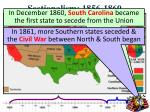 sectionalism 1856 18606