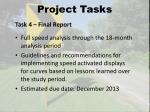 project tasks4