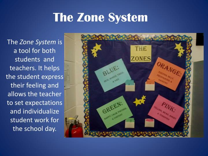the zone system n.