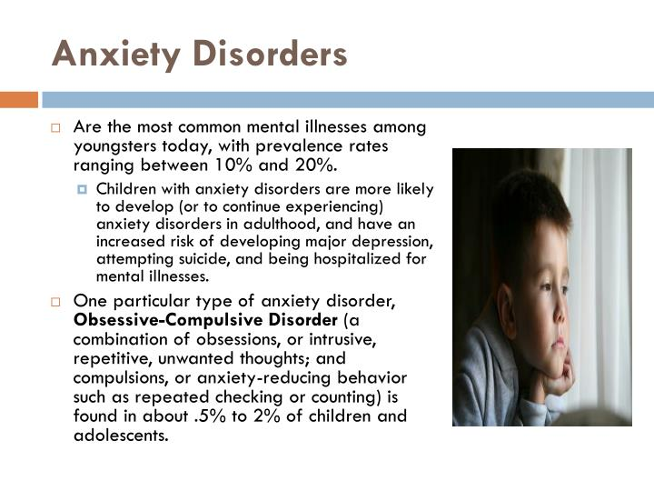 PPT - Disorders of childhood PowerPoint Presentation - ID ...