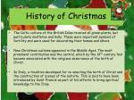 history of christmas1
