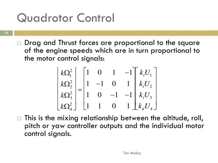 Quadrotor