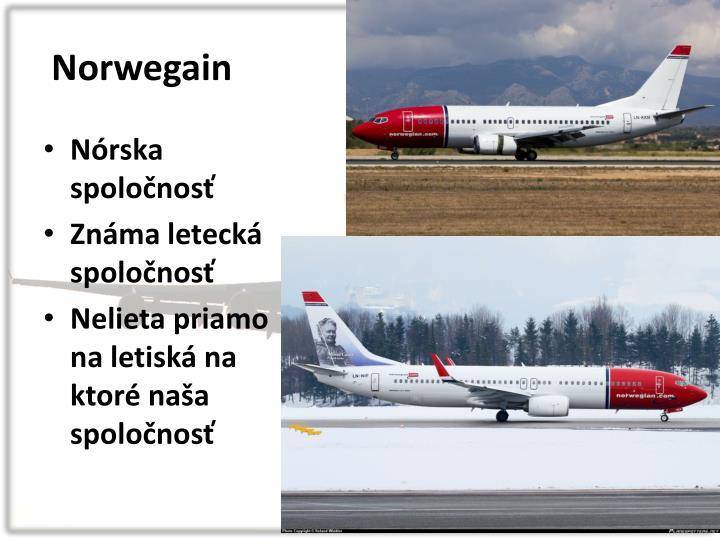 Norwegain