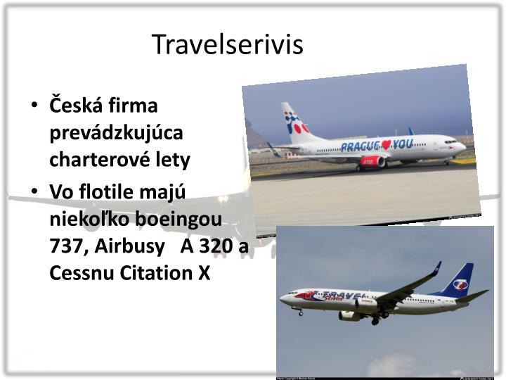 Travelserivis