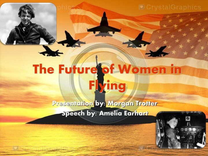 the future of women in flying n.