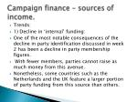campaign finance sources of income3