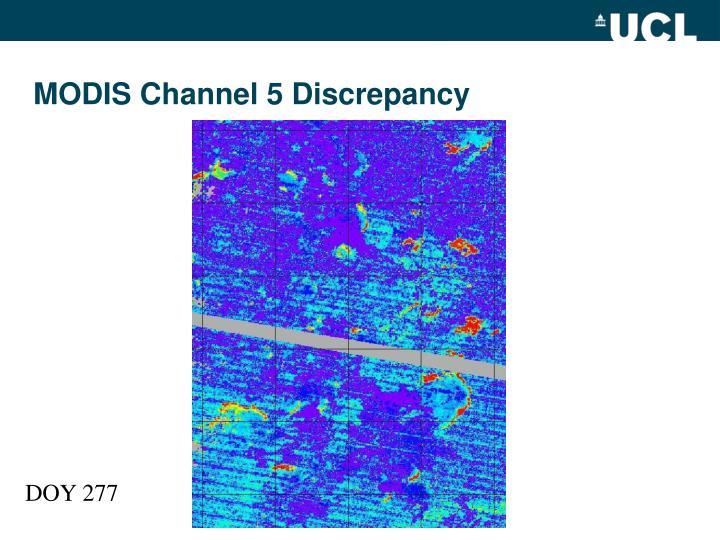 MODIS Channel 5