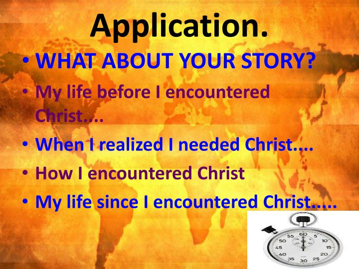 Application.