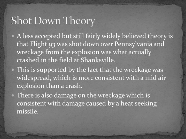 Shot Down Theory