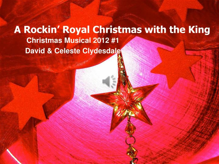 a rockin roya l christmas with the king n.