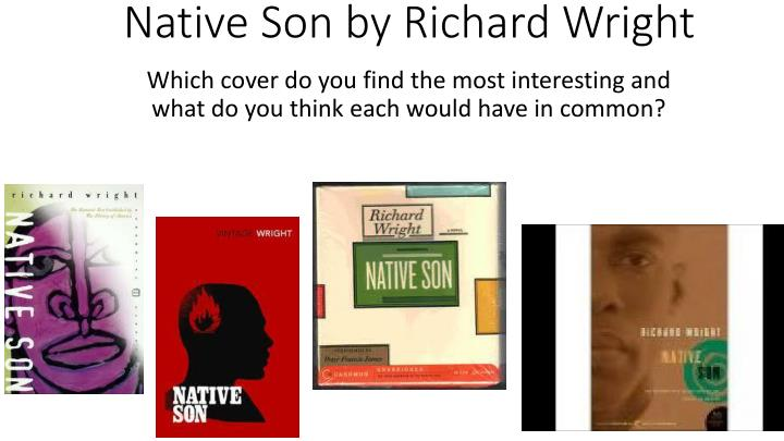 native son by richard wright n.