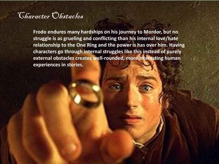 Character Obstacles