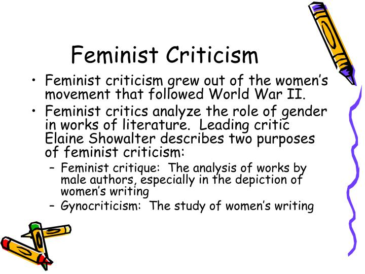 the concept of feminism in the literary works of kate chopin Feminism the awakening in: english and  the awakening by kate chopin was considered scandalous on many levels  chopin presents many feminist ideas that were .