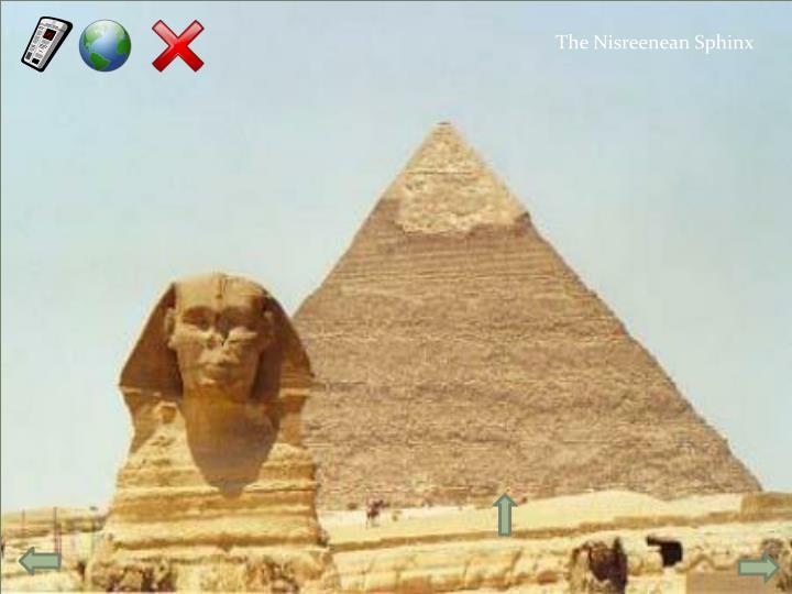 The Nisreenean Sphinx