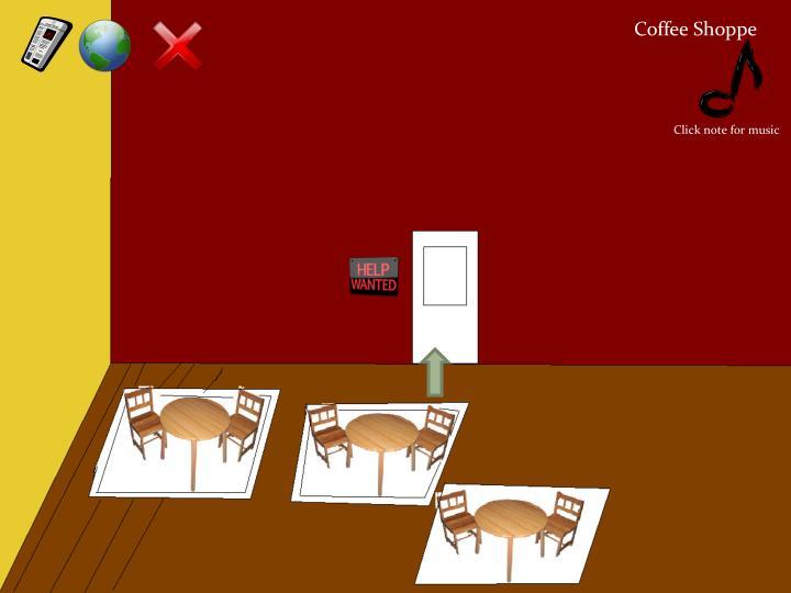 Coffee Shoppe