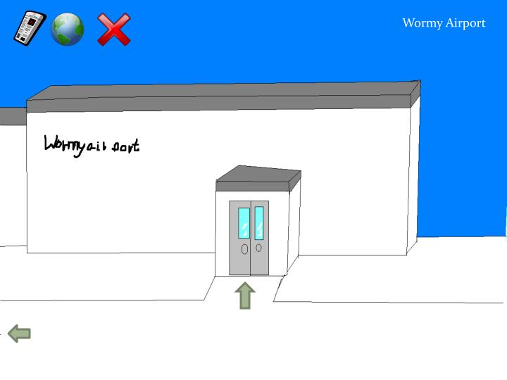 Wormy Airport