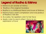 legend of radha krishna