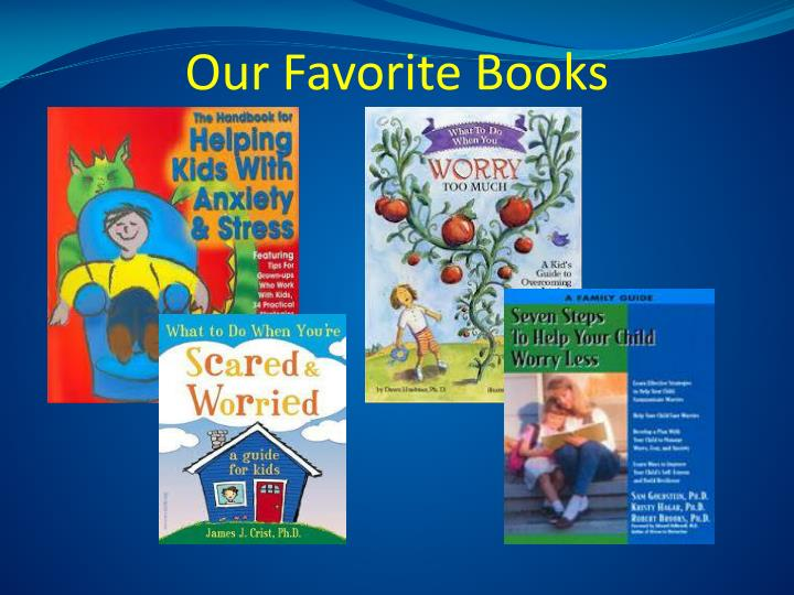 Our Favorite Books