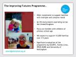the improving futures programme