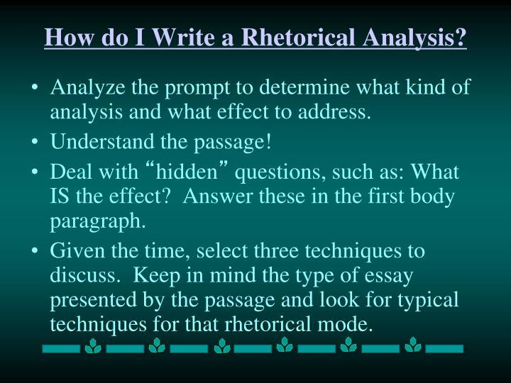 rhetorical analysis first memory vs huge The rhetorical canon of memory and the assistive use of mnemonics, jonathan bobby pdf fifteen percent or more: a content analysis of geico's commercial advertising , paul davis.