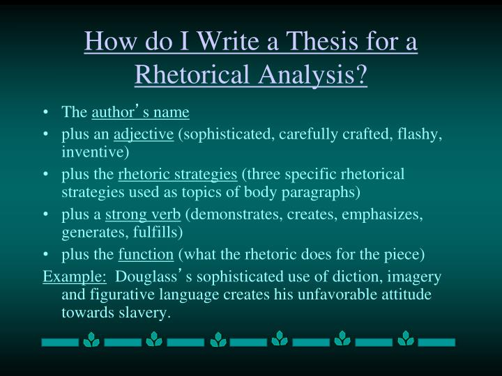 rhetorical question as a thesis Thesis generator thesis statement  an introduction can begin with a rhetorical question, a quotation, an anecdote,  use the thesis statement guide as many.