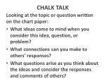 chalk talk1
