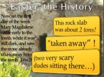 easter the history