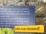 easter the history1