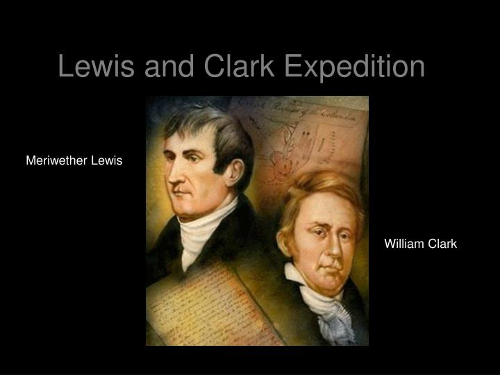 lewis and clark expedition n.