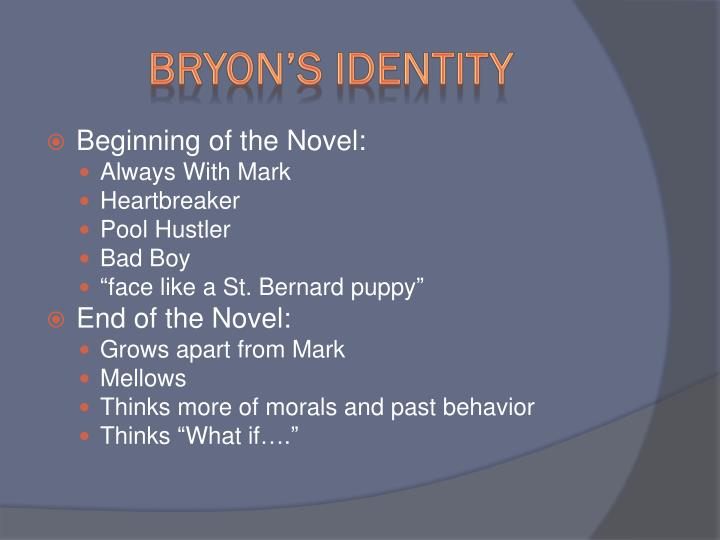 Bryon's Identity