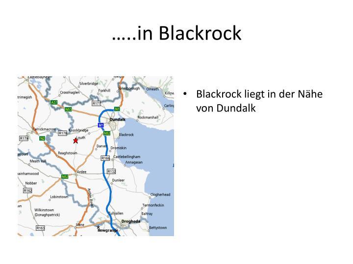 In blackrock