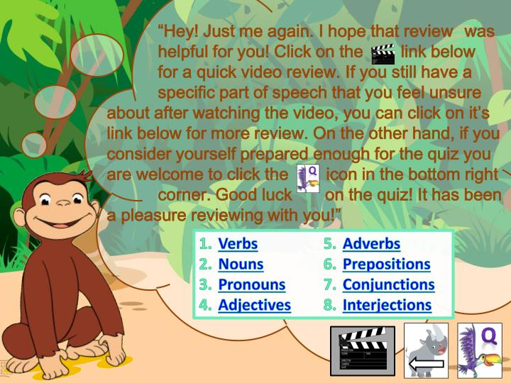 """""""Hey! Just me again. I hope that review was helpful for you! Click on the        link below for a quick video review."""