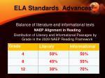 ela standards advances1