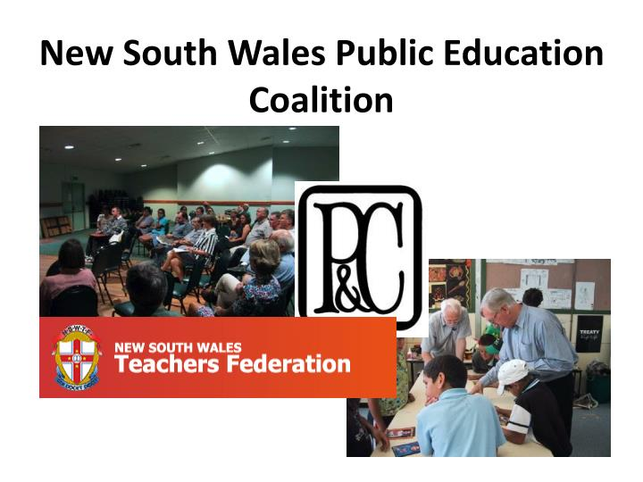 New south wales public education coalition