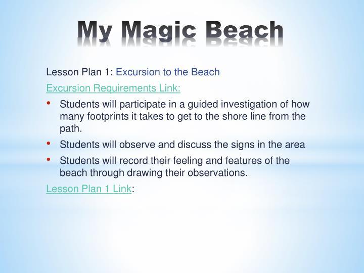 My Magic Beach