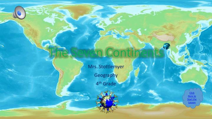 the seven continents n.