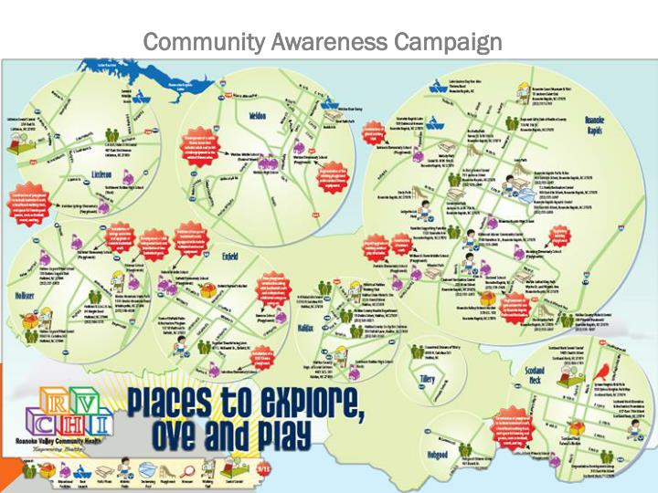 Community Awareness Campaign