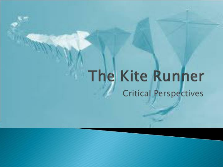 marxist theory in the kite runner Theories discussed in the kite runner: marxism feminist theory new historicism.