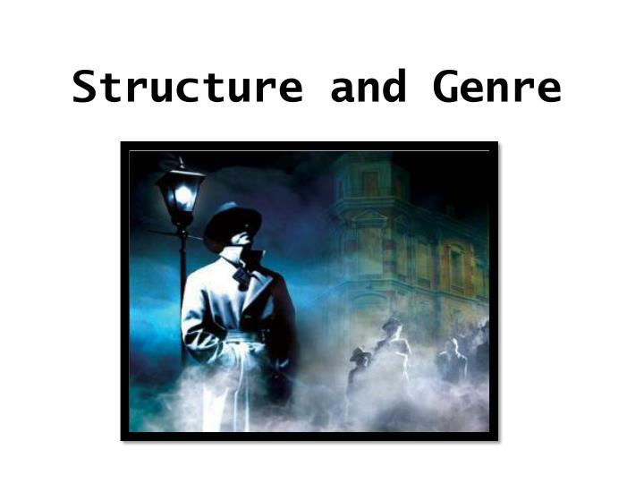 structure and genre n.