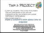 task 3 project