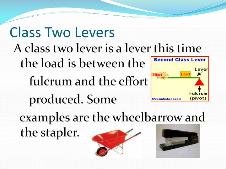 Class Two Levers