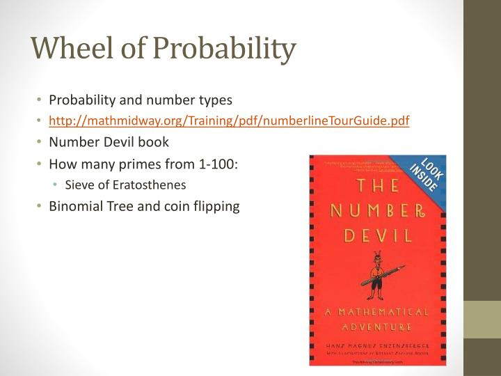 Wheel of probability1