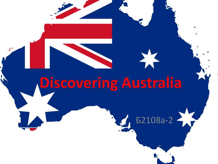 discovering australia n.