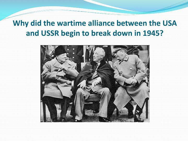 """yalta and potsdam essay Relevant essay suggestions for describe the main differences betwen the yalta and potsdam conference - world war ii - historycom held near berlin, the potsdam conference (july 17-august 2, 1945) was the last of the world war ii meetings held by the """"big three"""" heads of state."""