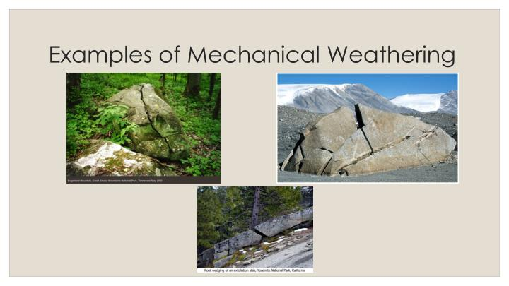 Ppt Weathering And Erosion Powerpoint Presentation Id2452594