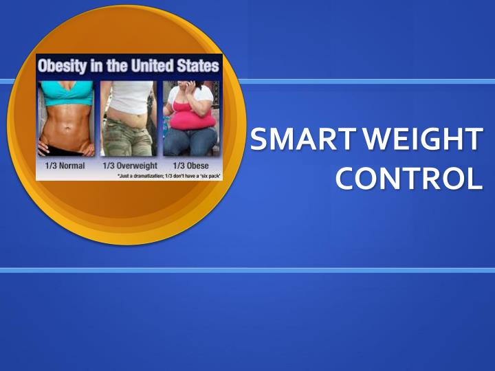 smart weight control n.
