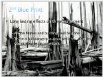 2 nd blue print