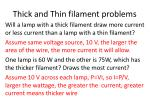thick and thin filament problems1